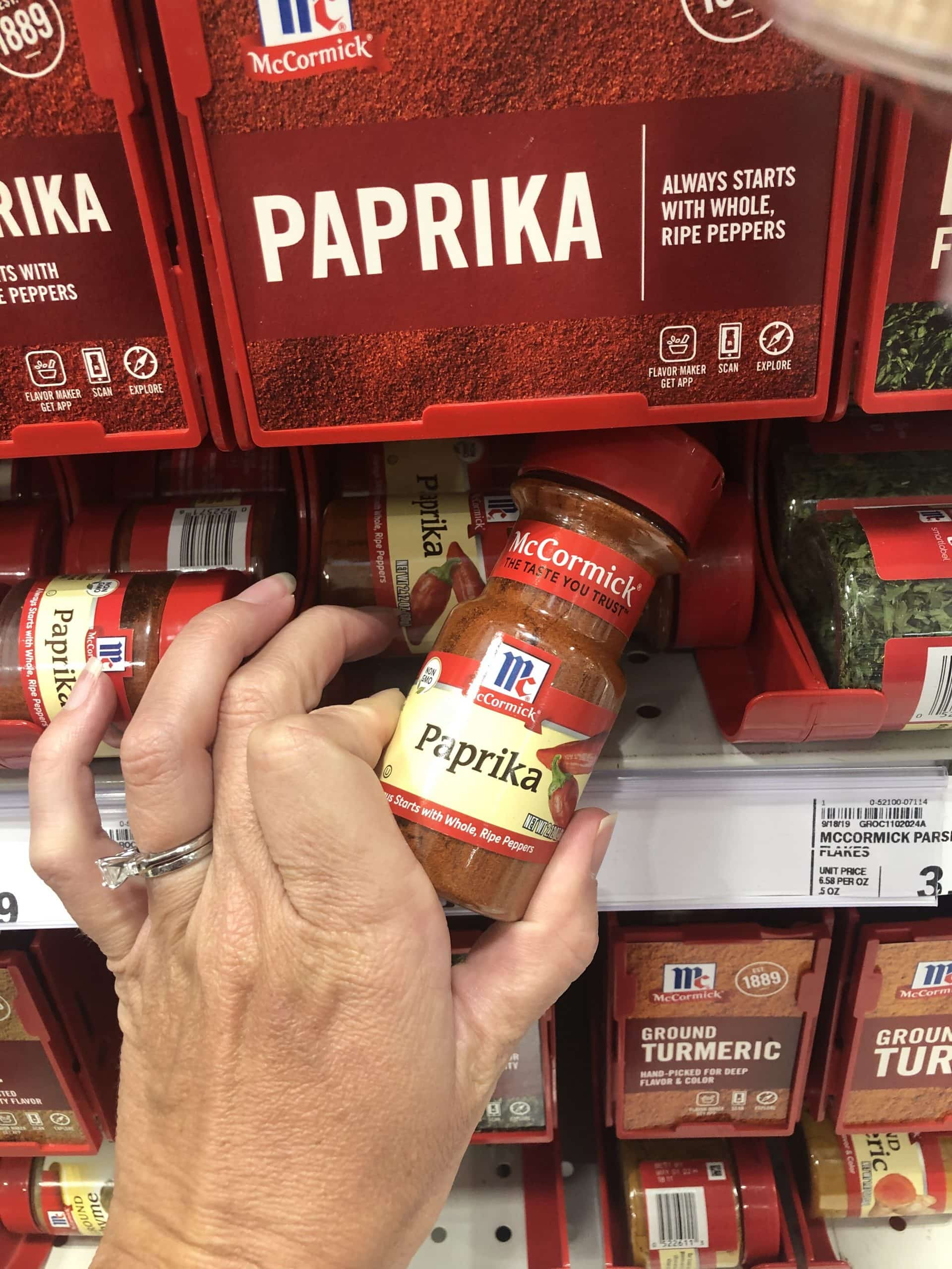 Paprika at Meijer