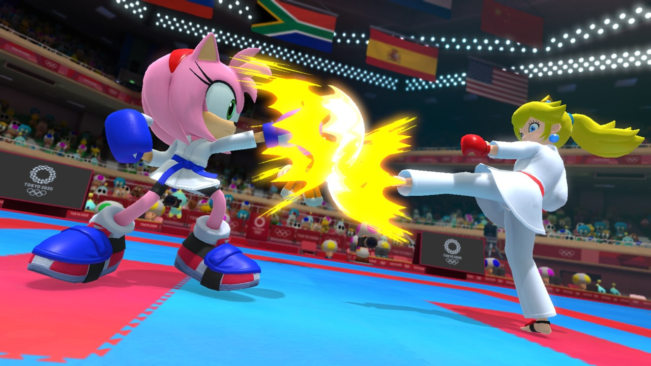 Sonic karte game