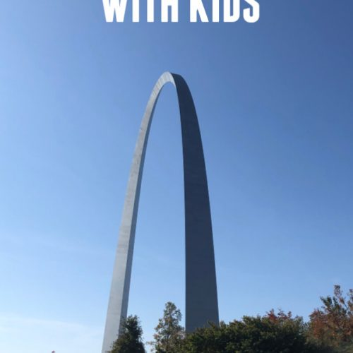 St. Louis With Kids