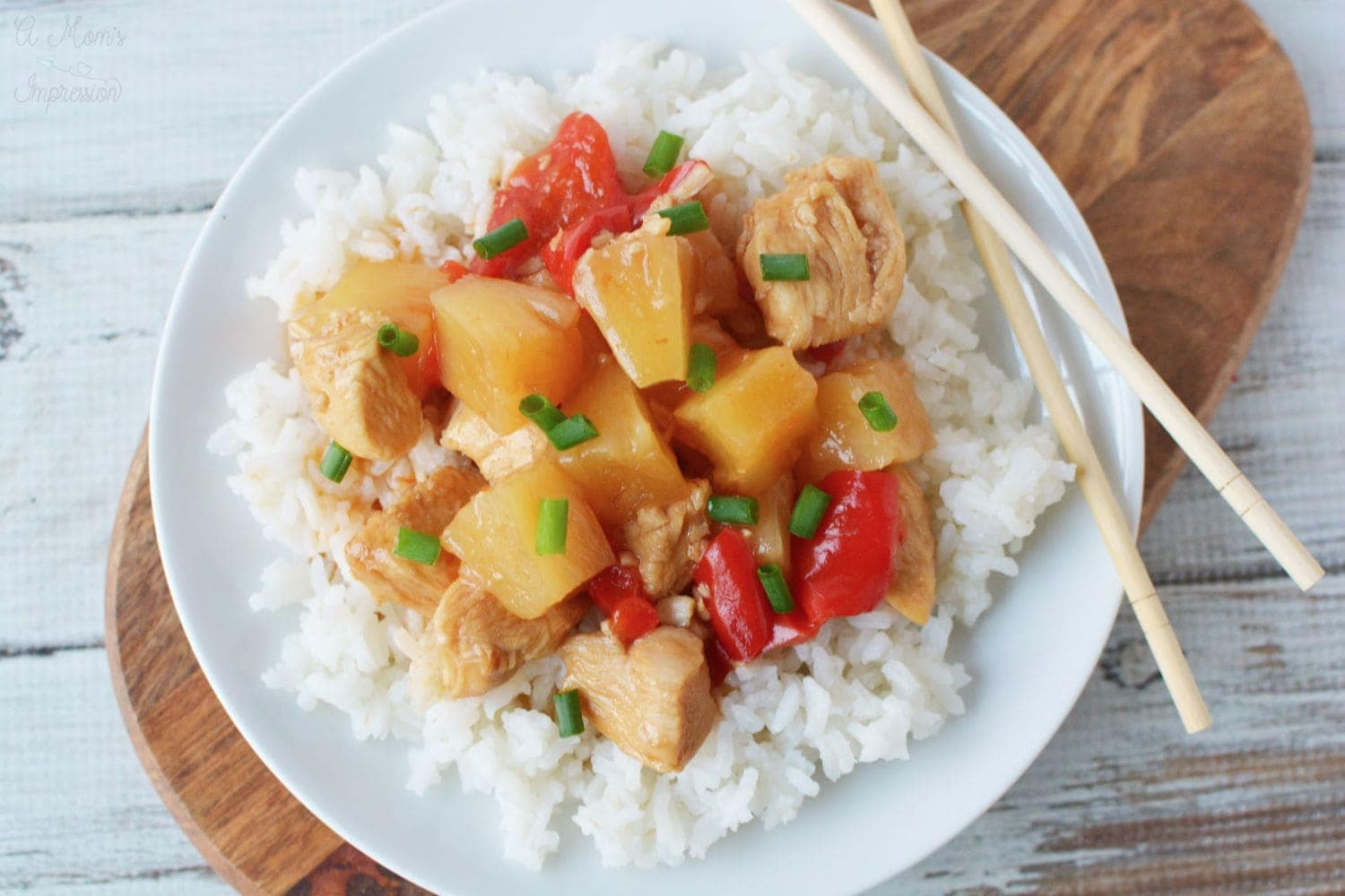 easy sweet and sour instant pot recipe