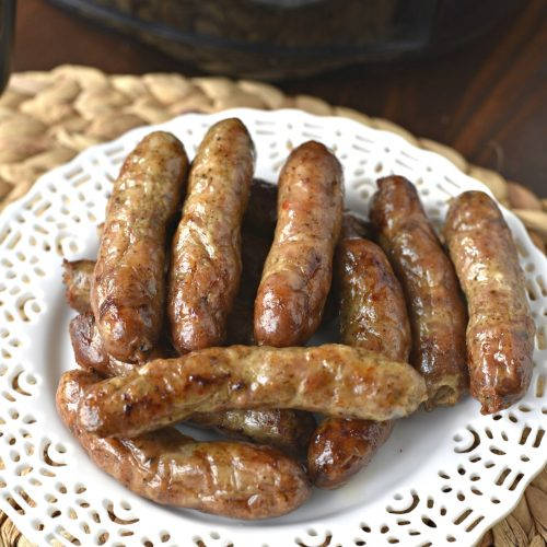 Air Fryer Breakfast Sausage