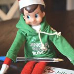 Elf on the shelf activities