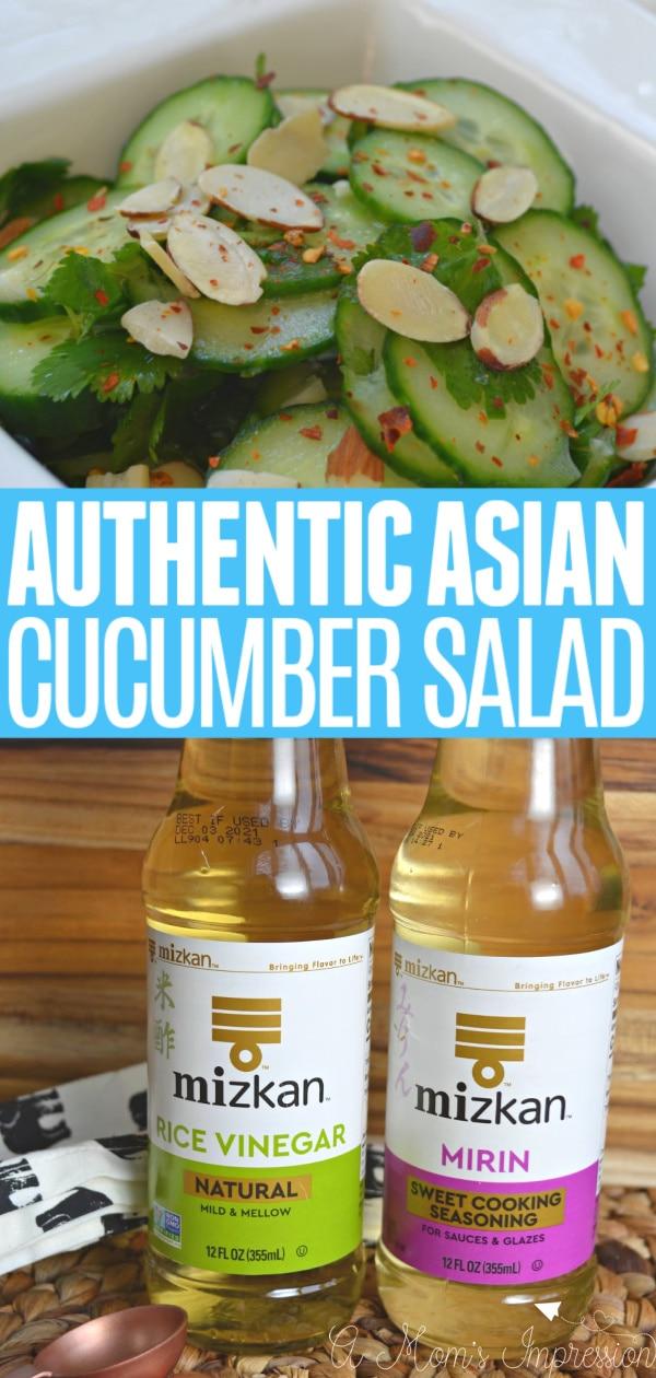 Asian Cucumber Salad Pin