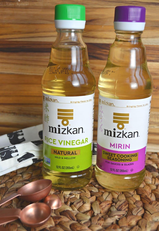 Mizkan Rice Vinegar For Asian Cucumber Salad