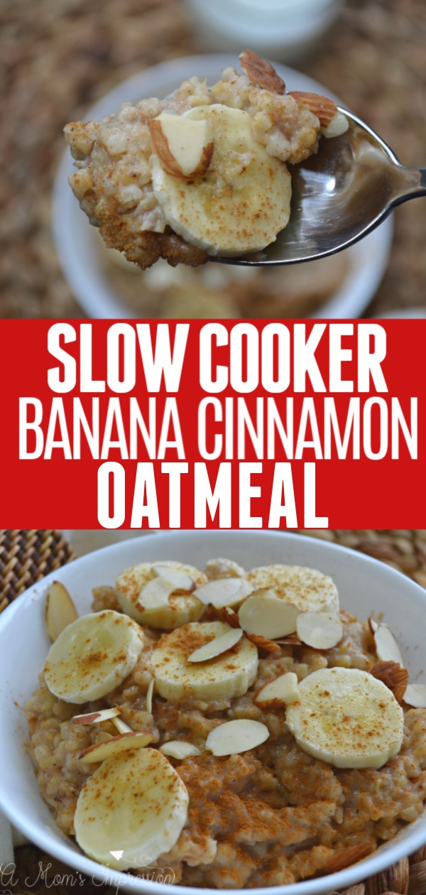 Slow Cooker Oatmeal Pin