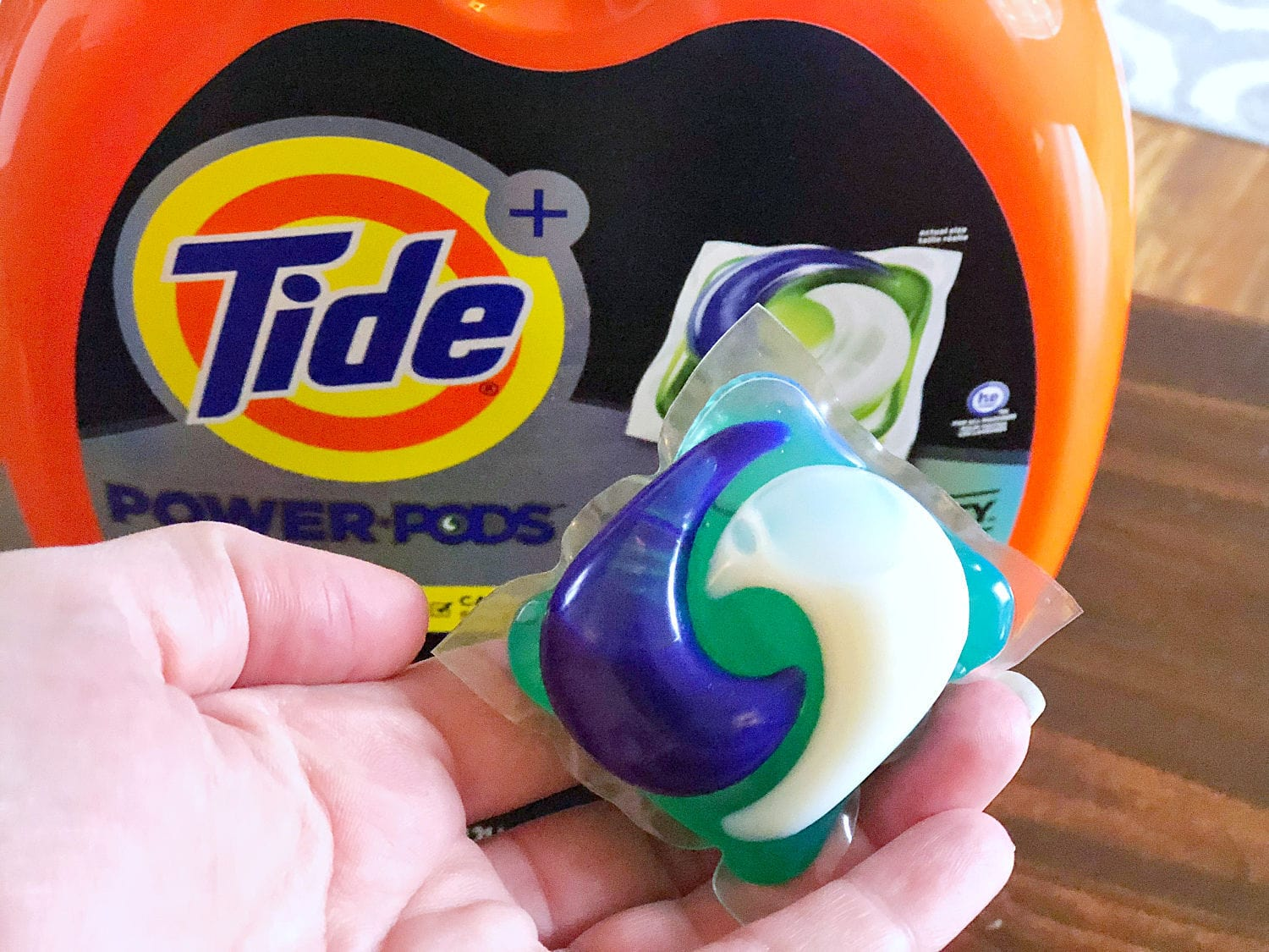 Tide Power Pods