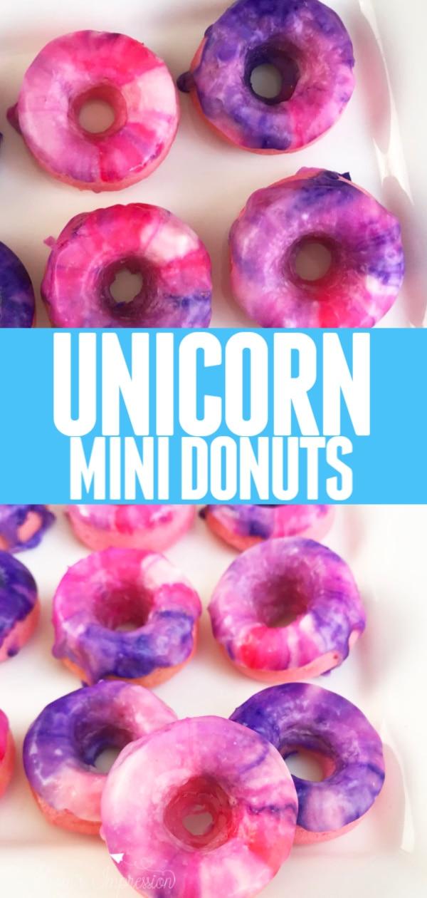 Unicorn Donuts Pin 1
