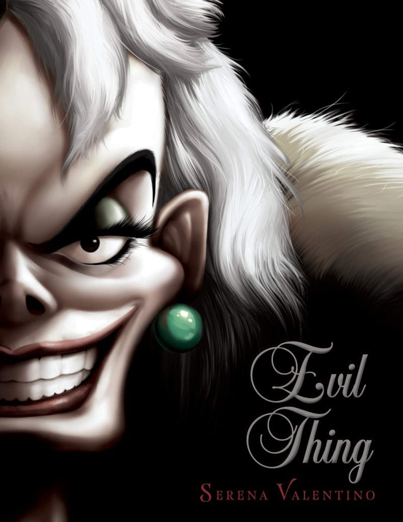 The cover of the book Evil Thing