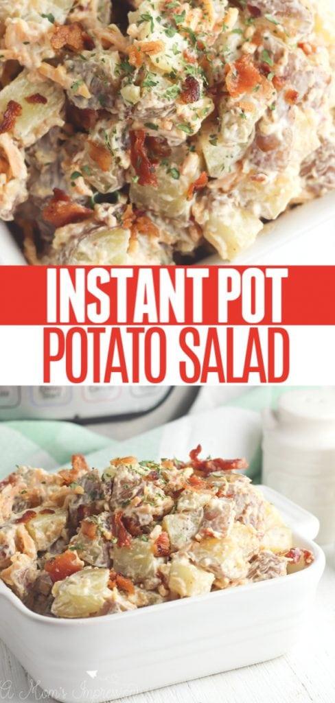Instant Pot Potato Salad Pin