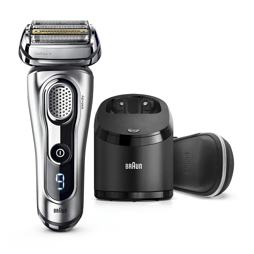 A Braun Electric Razor for Men