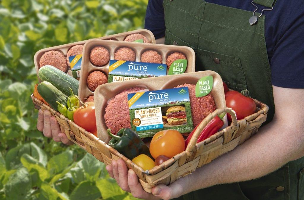 PUre farmland plant based products