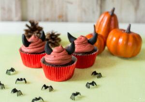 Chocolate Devil Cupcakes
