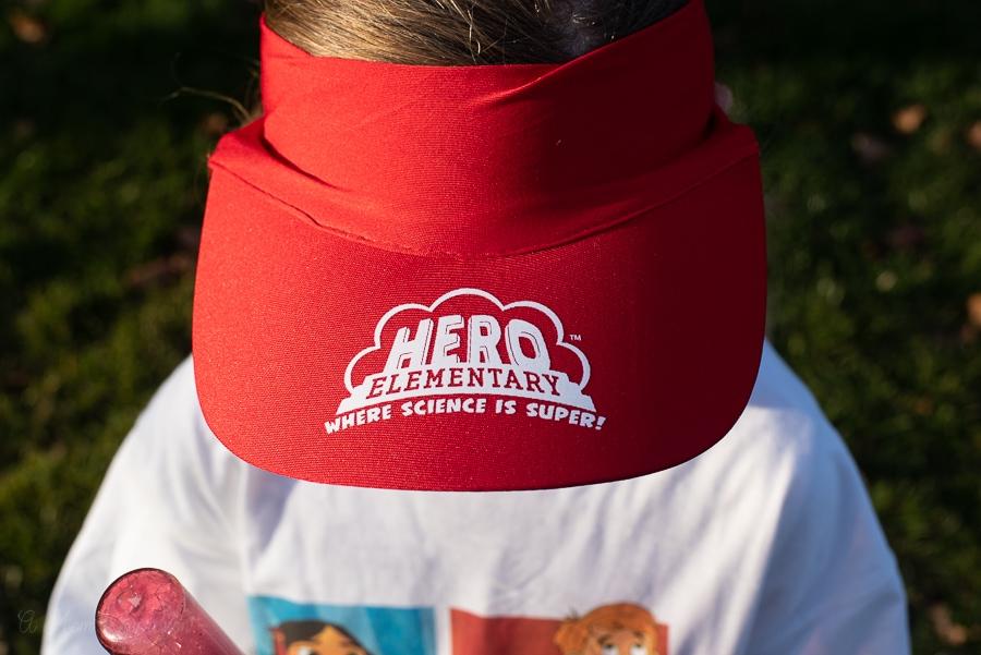 Hero Elementary Hat
