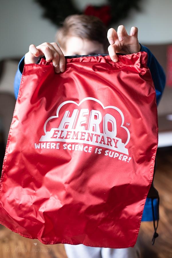 Hero Elementary backpack