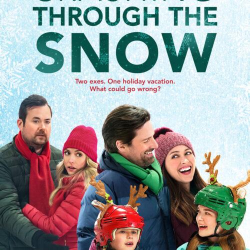 crashing through the snow movie poster