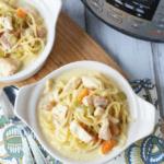 Instant Pot Chicken Noodle Soup Cover Image